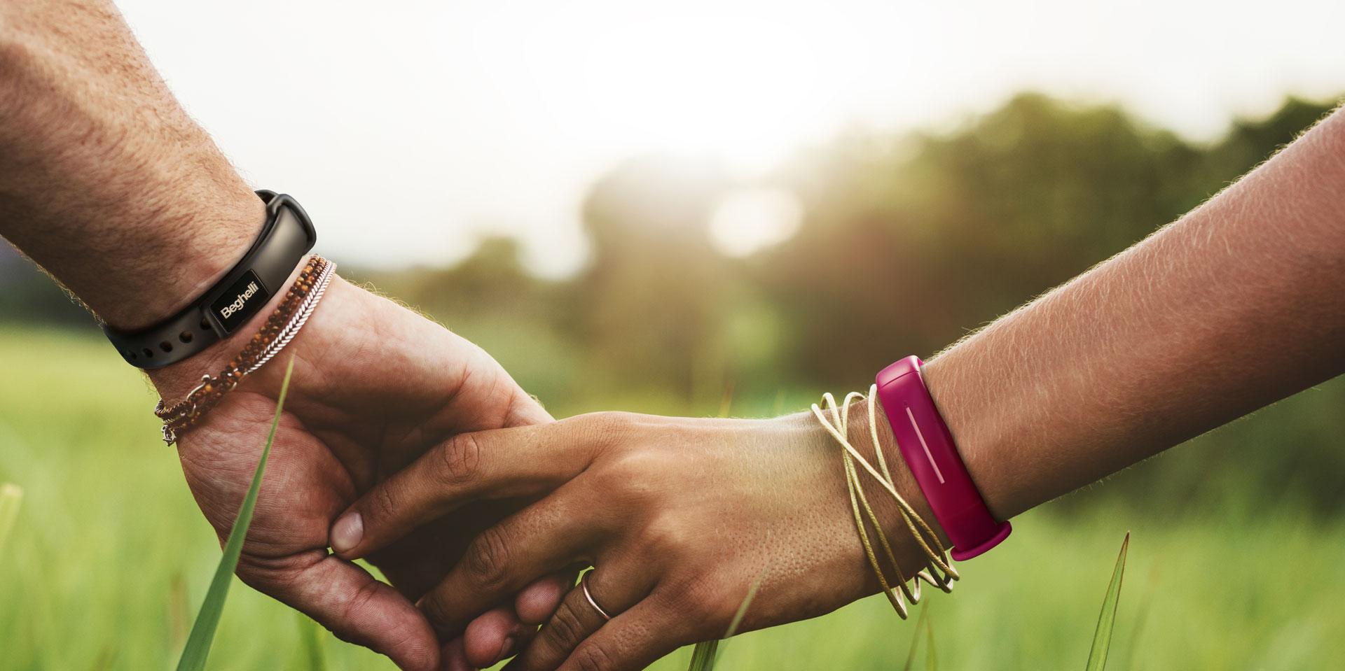 braccialetto beghelli