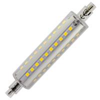 Beghelli 56117 lampada led r7s 10w 117mm stock elettrico for R7s led dimmerabile