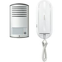 Bticino 366811 kit citofonico monofamiliare stock elettrico for Citofono bticino prezzo