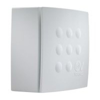 Vortice 11638 micro 80 aspiratore elicoidale da muro stock elettrico - Aspiratori da bagno vortice ...